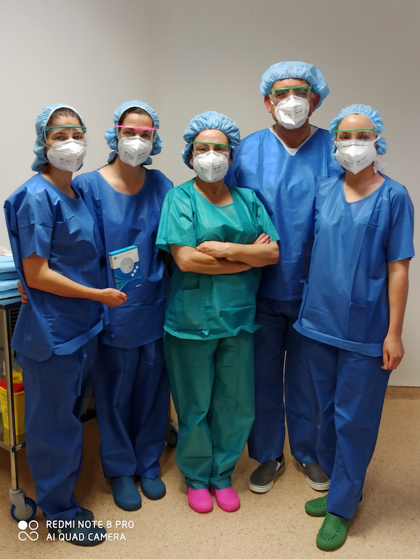 Imagem da notícia: UOC realiza intervenção inovadora em doentes com cataratas