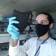 Imagem da notícia: Portugal desenvolve primeira máscara que inativa o vírus SARS-CoV-2