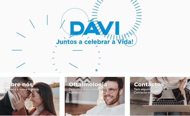 Imagem da notícia: Dávi Farmacêutica renova site e chega ao LinkedIn