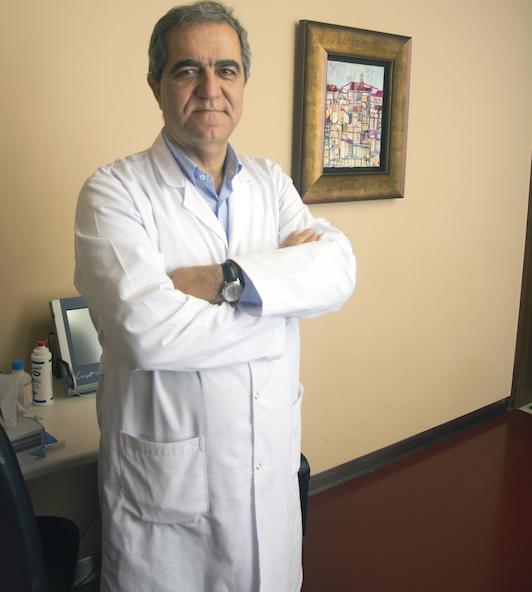 Imagem da notícia: Rufino Silva é candidato à presidência da SPO
