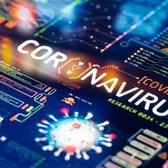 Imagem da notícia: Investigadores testam IA no diagnóstico da Covid-19