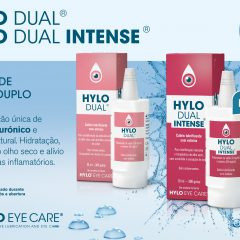 Imagem da notícia: Ursapharm lança Hylo Dual Intense® para olho seco