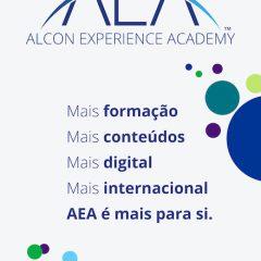 Imagem da notícia: Chega a Portugal a Alcon Experience Academy