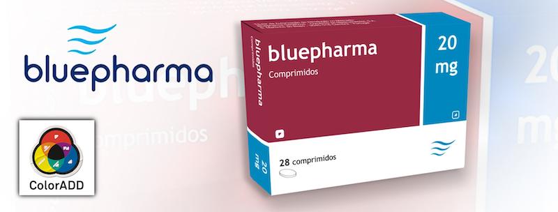 Imagem da notícia: Bluepharma vai lançar embalagens de medicamentos com ColorADD