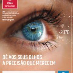 """Imagem da notícia: Tecnologia AVA da Essilor é """"Produto do Ano 2021"""""""