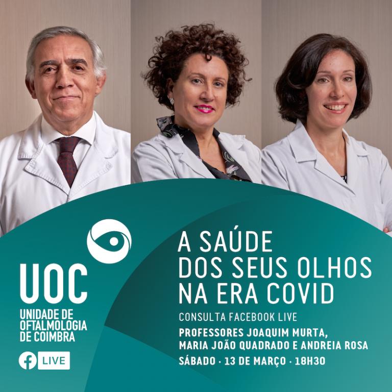 Imagem da notícia: Oftalmologistas respondem a dúvidas sobre a saúde dos olhos na era Covid