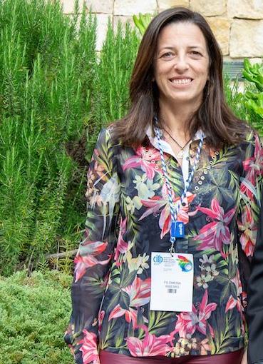 Imagem da notícia: Filomena Ribeiro eleita para o executive board da ESCRS