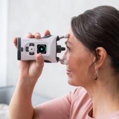 Imagem da notícia: Doentes com glaucoma ganham novo aliado