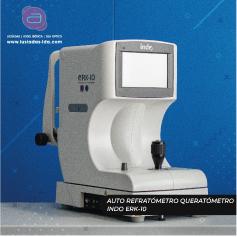 Imagem da notícia: Auto Refratómetro Queratómetro INDO ERK-10