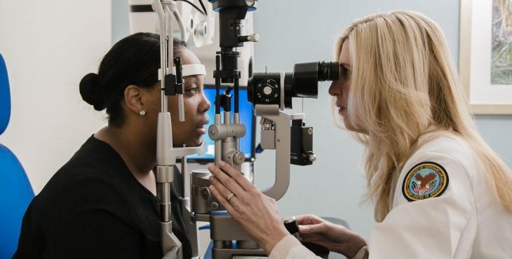Imagem da notícia: Oftalmologia: minorias sub-representadas em estudo nos EUA