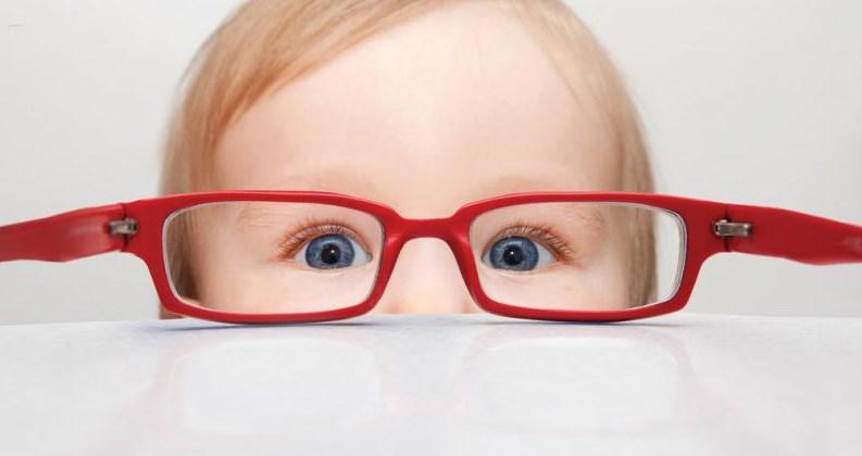 Imagem da notícia: Hipermetropia infantil e o funcionamento dos olhos destas crianças