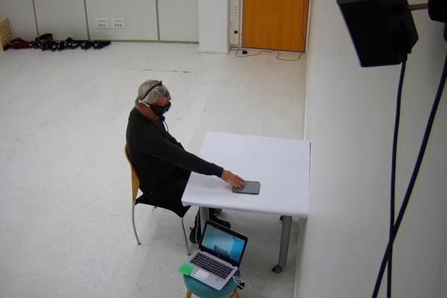 Imagem da notícia: Terapia inovadora devolve visão parcial a homem cego há 40 anos