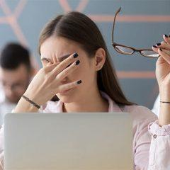 Imagem da notícia: Teletralho e o Confinamento: efeitos na saúde visual em debate