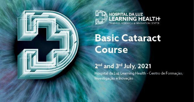 Imagem da notícia: Basic Cataract Course decorre nos dias 2 e 3 de julho