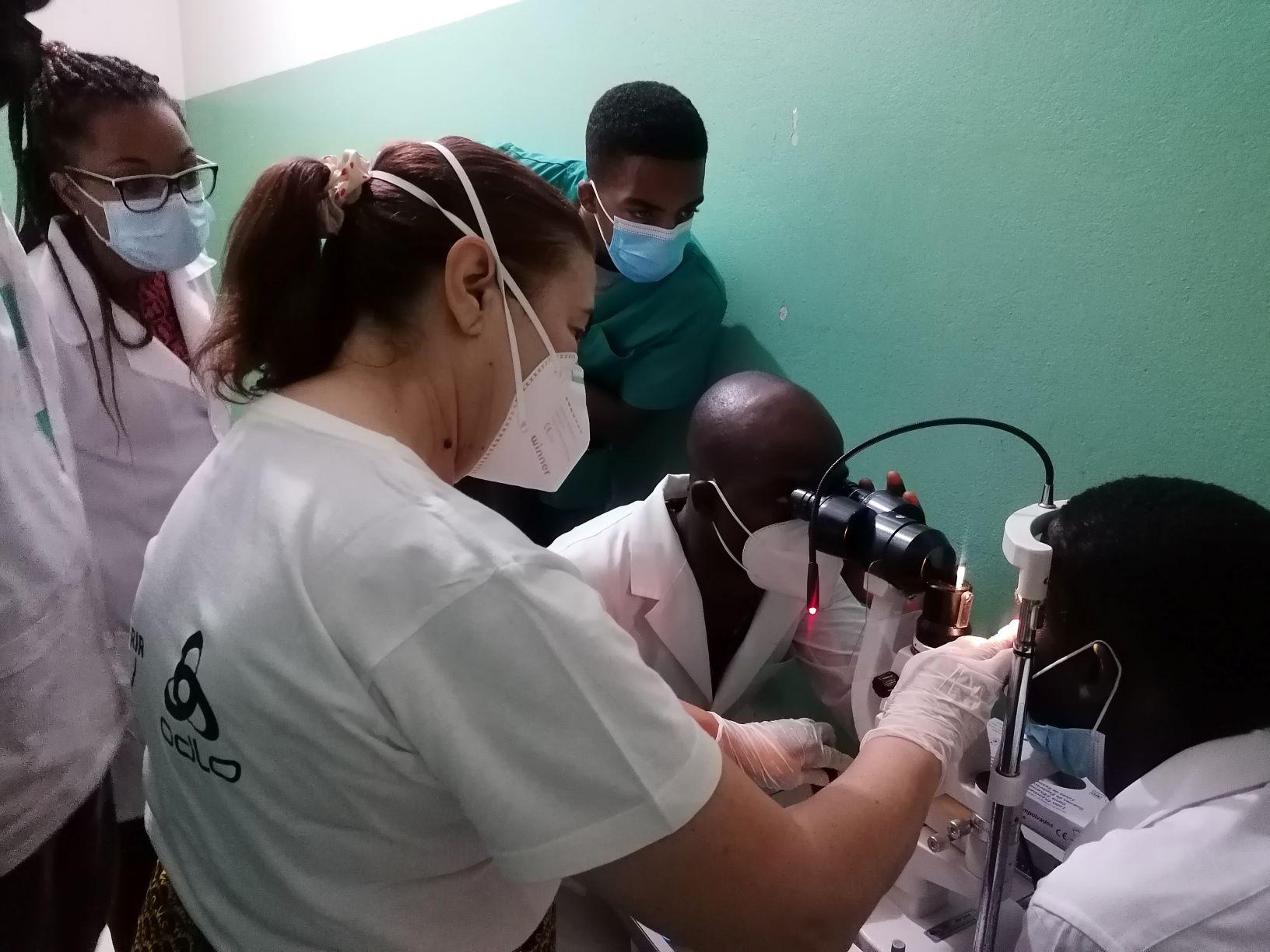 Imagem da notícia: Mundo A Sorrir aposta na capacitação em saúde oral e oftalmologia na Guiné-Bissau