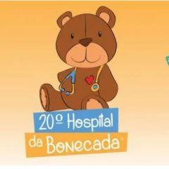 Imagem da notícia: Hospital da Bonecada acontece no outono