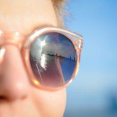 Imagem da notícia: Verão é sinal de cuidados dos olhos