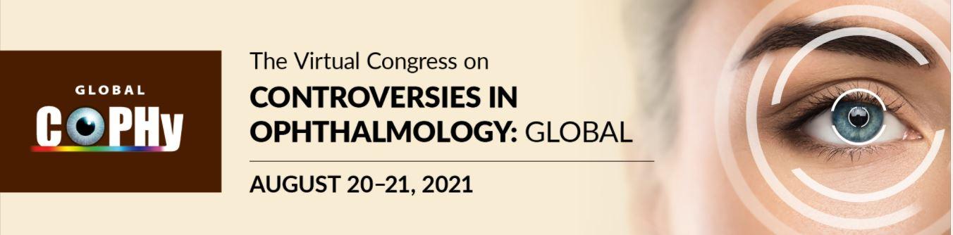 Imagem da notícia: The Virtual Congress on Controversies in Ophthakmology decorre nos dias 20 e 21 de agosto