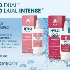 Imagem da notícia: Ursapharm renova cuidados com Hylo Dual Intense® para olho seco