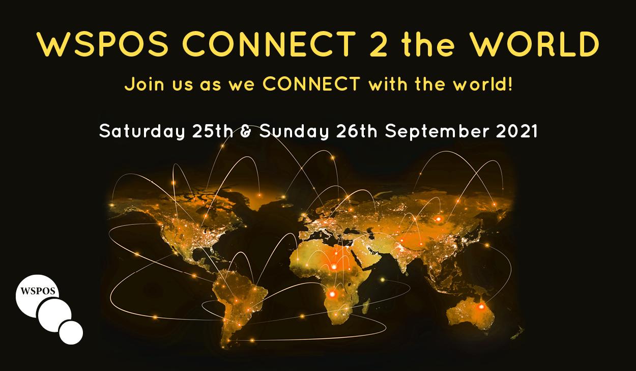 Imagem da notícia: Congresso virtual WSPOS decorre de 25 a 26 setembro