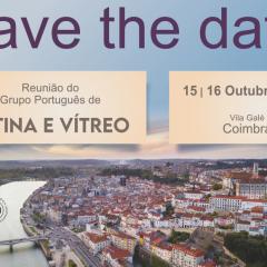 Imagem da notícia: Reunião do Grupo Português de Retina-Vítreo decorre em outubro